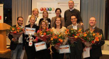 50 young ICT-professionals zetten zich in voor het Rode Kruis