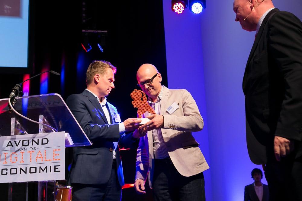 Winkelman Van Hessen - Avond van de Digitale Economie