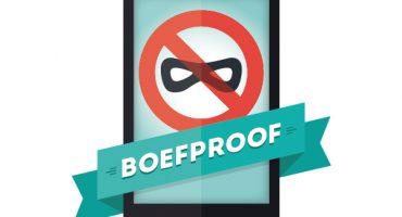 Boefproof-campagne tegen diefstal smartphones blijkt succesvol