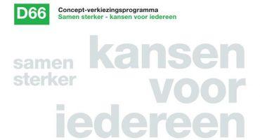 Analyse: hoe digitaal is het programma van D66?