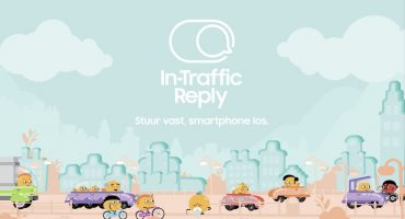 In-Traffic Reply app van Samsung gelanceerd