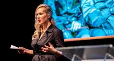 Wat we kunnen leren van Grace Hopper – speech AvdDE 2017