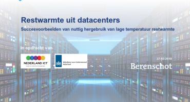 Hoe benutten we restwarmte van datacenters beter?