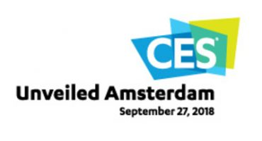 CES Unveiled Amsterdam keert in september terug naar Nederland