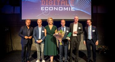 CFP Green Buildings winnaar ICT Milieu Award 2018