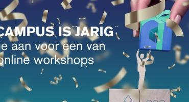 Digicampus geeft gratis workshops samenwerken en digitale overheid